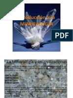 Tema1 Introduccion Mineralogia