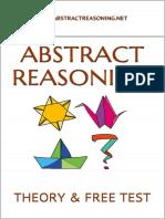 Abstract Reasoning Beginner s