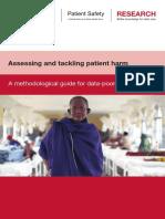 Tackling Patient Harm