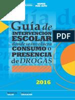 guia de intervencion escolar donde se involucra el consumo de drogas.pdf