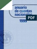 Cuentas Banco Central