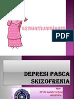 DEPRESI PASCA SKIZOFRENIA