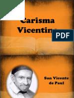 Carisma Vicentino y Jmv