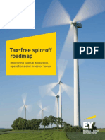 EY Tax Free Spin Off Roadmap