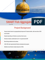 Fish Aggregation Device Project