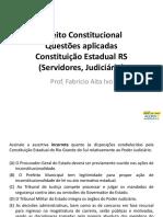 209401827 Exercicios de Constitucional Estadual RS PDF