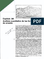 1984. Análisis cuantitativo de las formas de erosión. Arthur N. Strahler.pdf