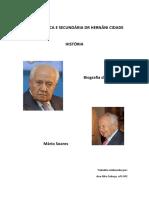 Biografia Mário Soares Ana Rita