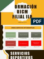 Presentacion de Oficinas o Areas de La Ujcm