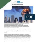 9-11 Double Accusation Contre Riyad