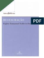 Viollet-le-Duc._Restauracao.pdf