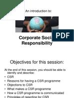 Slides CSR