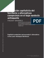Ordóñez, F. (2012). Producción capitalista del territorio y alternativas campesinas en el bajo nordeste antioqueño.pdf