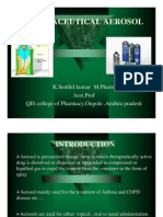 Pharmaceutical Aerosol (PPT)