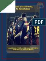 Libro-modelo Táctico Del Fc Barcelona