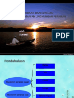 Analisis Lingkungan Air - Amdal. Sunardi.ph.D