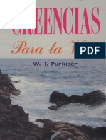 Creencias Para La Vida_W T Purkiser