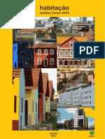 IPPUC Analise Do Censo - Habitacao