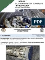 Procedimientos Constructivos Con Tuneladora