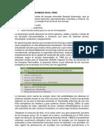 Potencial de La Biomasa en El Peru