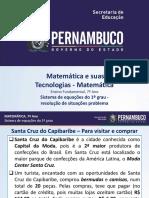 Sistema de equações do 1º grau- resolução de situações problema.pptx