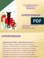 Case Study of Hypertension   Heart   Hypertension SP ZOZ   ukowo