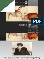 Génese e Consolidação Do Pensamento- Henri Breuil