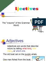 Adjectives #2