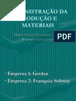 Administração Da Produção e Materiais (2)