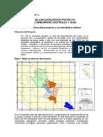 Caso i Fase de Exploración de Proyecto Hidrocarburifero (Petróleo y Gas)