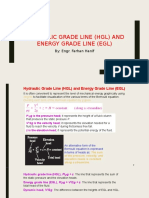 Lec 08, Hydraulic Grade Line (HGL) and Energy