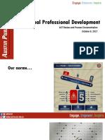 principal professional development 10 9 17