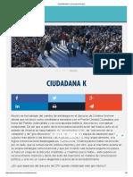 Montero Sol Sobre Arsenal CIUDADANA K _ Panamá Revista