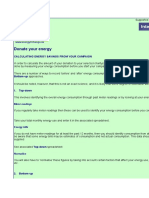 Mobilise Energyaware Calculating Energy Savings From Your Campaign En
