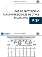 Simbolos Electricos y Datos de Conductores