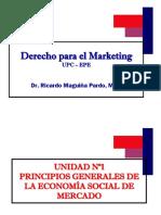 1. 7.3. Ppt Presencial El Marco de La Economía Social de Mercado