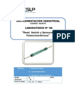Laboratorio 06 - Reed Switch_potenciometrico