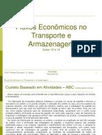 Custeio Por Atividade ABC Logistica