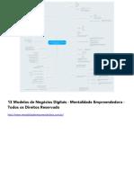 13_Modelos_de_Negócios_Digitais_-_Mentalidade_Empre