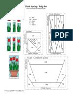 404 Tulip Pot