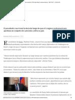 Vladimir Putin Expulsará a 755 Diplomáticos Estadounidenses - 30.07