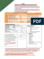 Clase 1 Sindromes Glomerulares