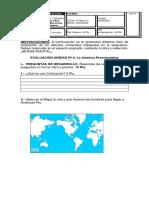 Evaluacion Final Unid NIVELACION 5 Basico a 2015