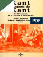 Kant Despues de Kant CRPpdf