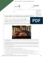 O Cânon Bíblico, o Concílio de Trento e Os Deuterocanônicos _ Portal Conservador