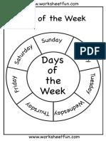 daysoftheweekcircle1