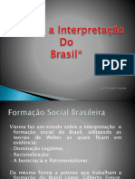 Weber e o Brasil