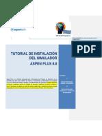 Manual Instalación Aspen