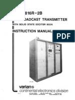 816r 2b Manual