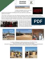 APA Newsletter November Edition